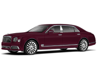 Bentley Mulsanne EWB седан 4-дв.
