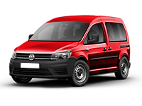 Volkswagen Caddy Kombi минивэн 4-дв.