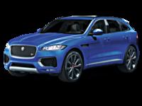 Jaguar F-Pace Кроссовер