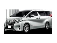 Toyota Alphard Минивэн