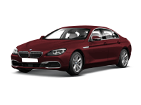 BMW 6 серия Gran Coupe седан