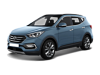 Hyundai Santa Fe Premium кроссовер 5-дв.