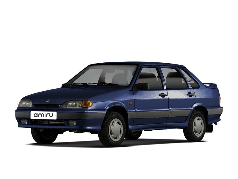 Подержанный ВАЗ (Lada) 2115, хорошее состояние, синий , 2005 года выпуска, цена 50 000 руб. в республике Татарстане