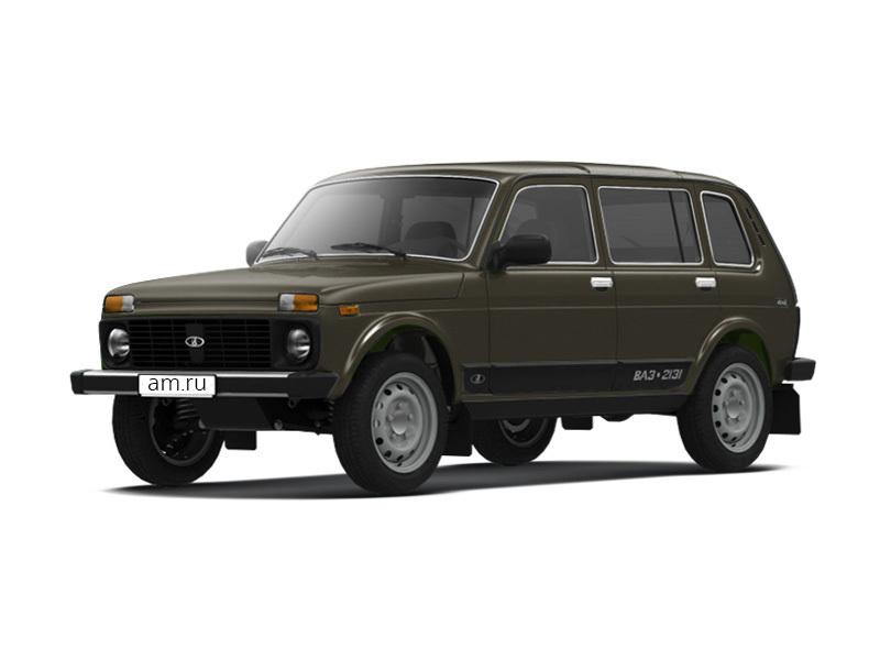 Новый авто ВАЗ (Lada) 4x4, коричневый , 2016 года выпуска, цена 509 700 руб. в автосалоне  ()
