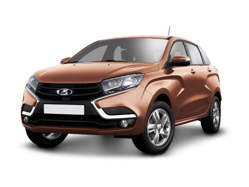 Новый авто ВАЗ (Lada) XRAY, коричневый металлик, 2016 года выпуска, цена 644 000 руб. в автосалоне  ()