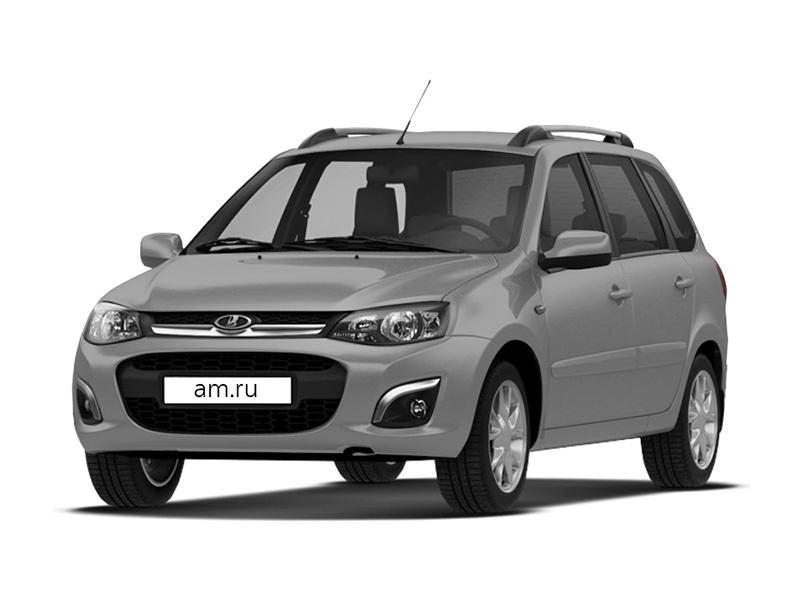 Новый авто ВАЗ (Lada) Kalina, серебряный , 2016 года выпуска, цена 447 500 руб. в автосалоне  ()