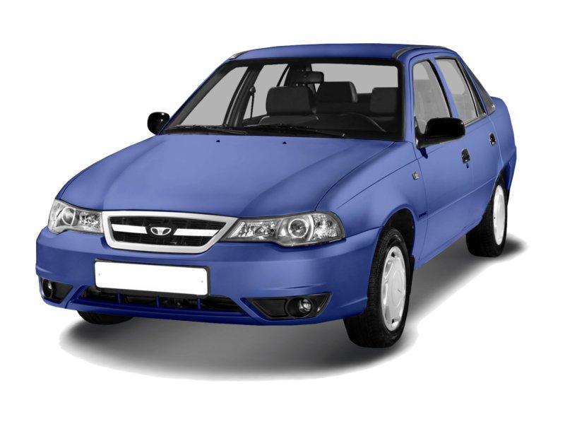 Подержанный Daewoo Nexia, среднее состояние, синий , 2011 года выпуска, цена 150 000 руб. в ао. Ханты-Мансийском Автономном округе - Югре