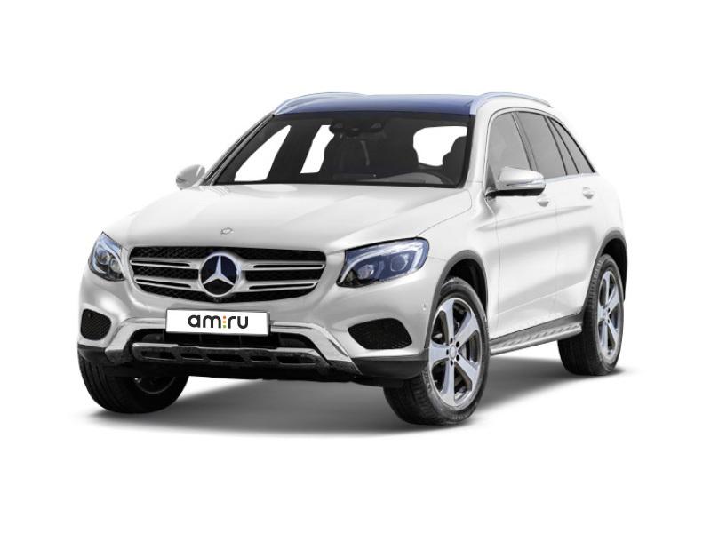 Новый авто Mercedes-Benz GLC-Класс, белый , 2016 года выпуска, цена 3 590 000 руб. в автосалоне  ()