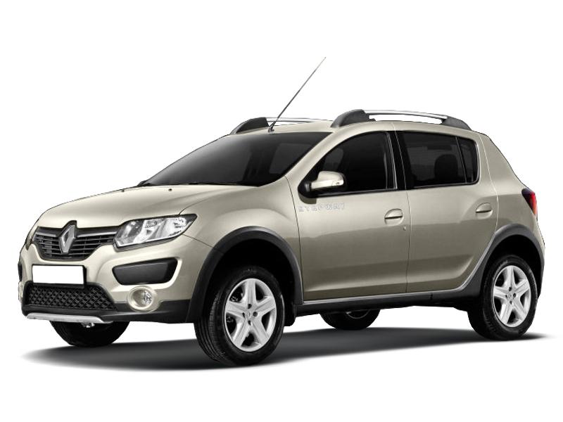 Новый авто Renault Sandero, бежевый , 2016 года выпуска, цена 644 980 руб. в автосалоне ТТС Набережные Челны Renault (Набережные Челны, автодорога №1 (Орловское кольцо))