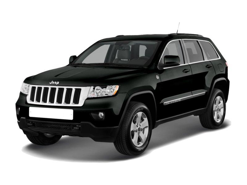 Подержанный Jeep Grand Cherokee, хорошее состояние, черный , 2014 года выпуска, цена 2 400 000 руб. в ао. Ханты-Мансийском Автономном округе - Югре
