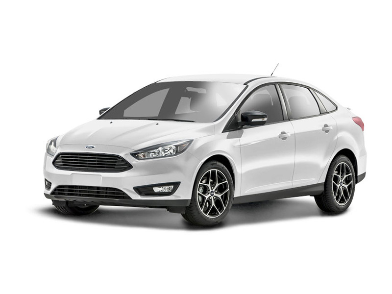 Новый авто Ford Focus, белый , 2016 года выпуска, цена 861 500 руб. в автосалоне  ()