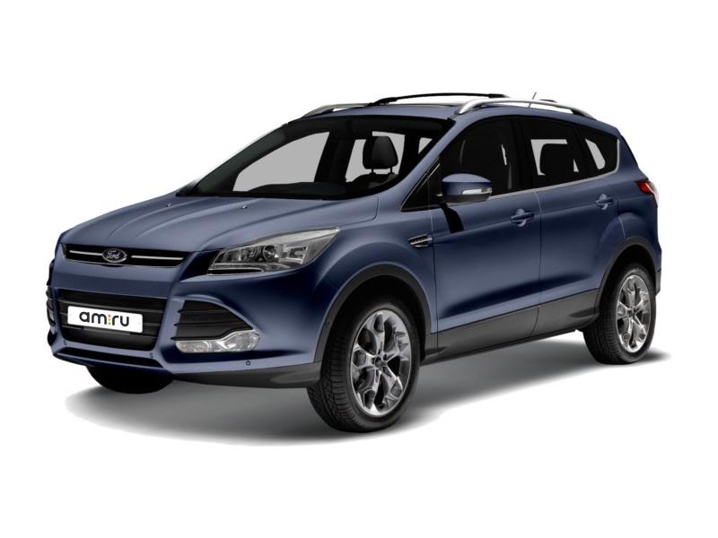 Новый авто Ford Kuga, синий , 2016 года выпуска, цена 1 410 500 руб. в автосалоне  ()