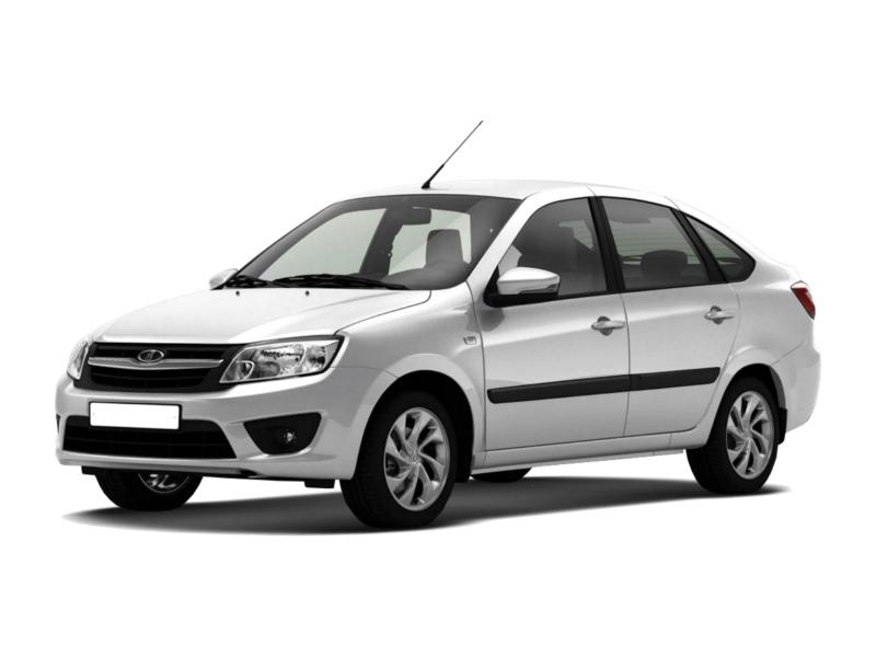 Новый авто ВАЗ (Lada) Granta, белый , 2015 года выпуска, цена 520 200 руб. в автосалоне  ()