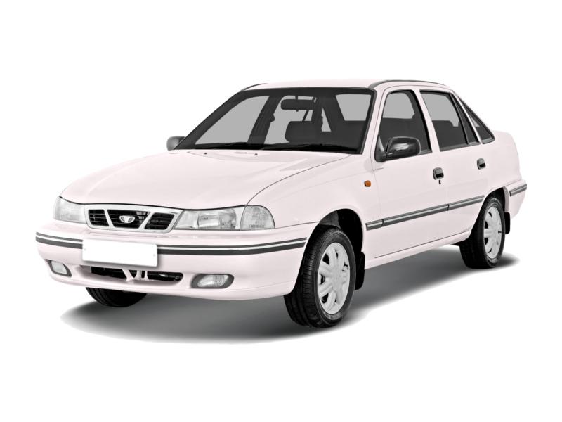 Подержанный Daewoo Nexia, хорошее состояние, белый , 2001 года выпуска, цена 85 000 руб. в ао. Ханты-Мансийском Автономном округе - Югре