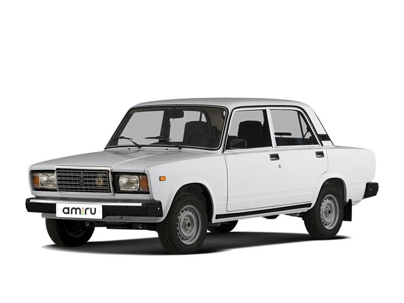 Подержанный ВАЗ (Lada) 2107, плохое состояние, белый , 1996 года выпуска, цена 50 000 руб. в ао. Ханты-Мансийском Автономном округе - Югре