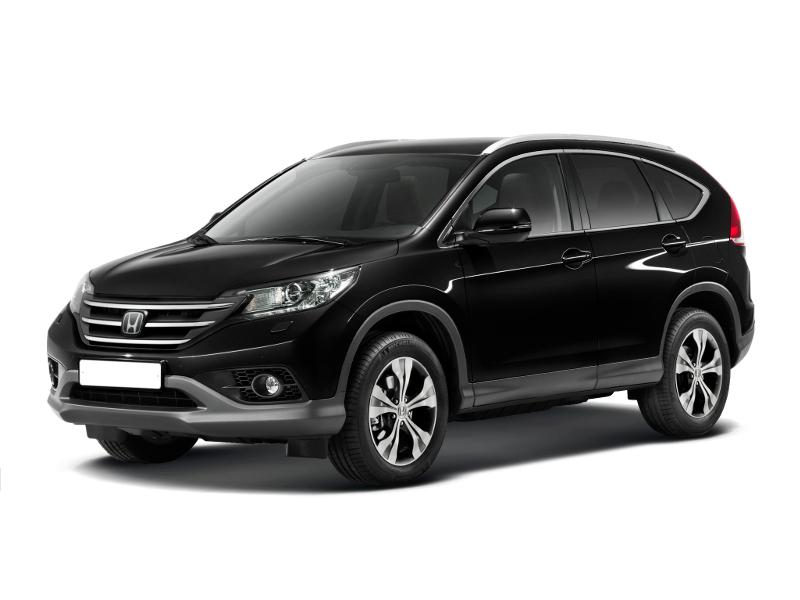 Подержанный Honda CR-V, отличное состояние, черный , 2013 года выпуска, цена 1 398 000 руб. в республике Татарстане