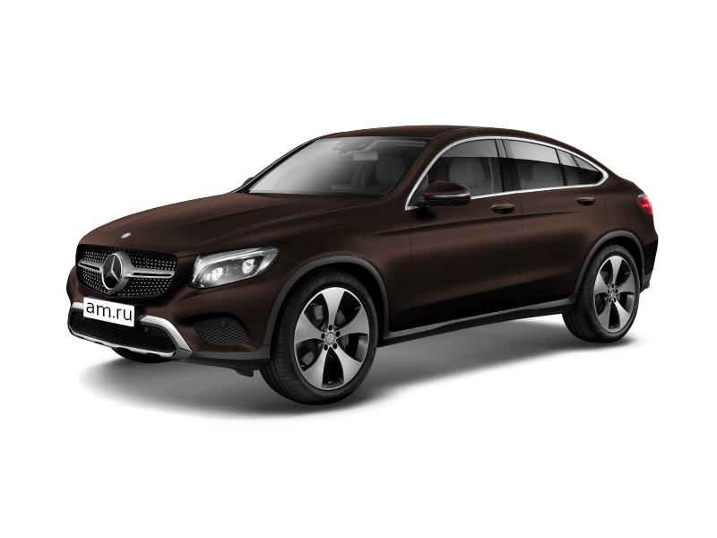 Новый авто Mercedes-Benz GLC-Класс, коричневый металлик, 2016 года выпуска, цена 3 650 000 руб. в автосалоне МБ-Орловка (Набережные Челны, тракт Мензелинский, д. 24)