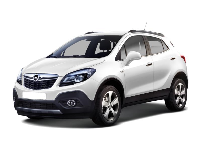 Подержанный Opel Mokka, отличное состояние, белый , 2013 года выпуска, цена 900 000 руб. в ао. Ханты-Мансийском Автономном округе - Югре