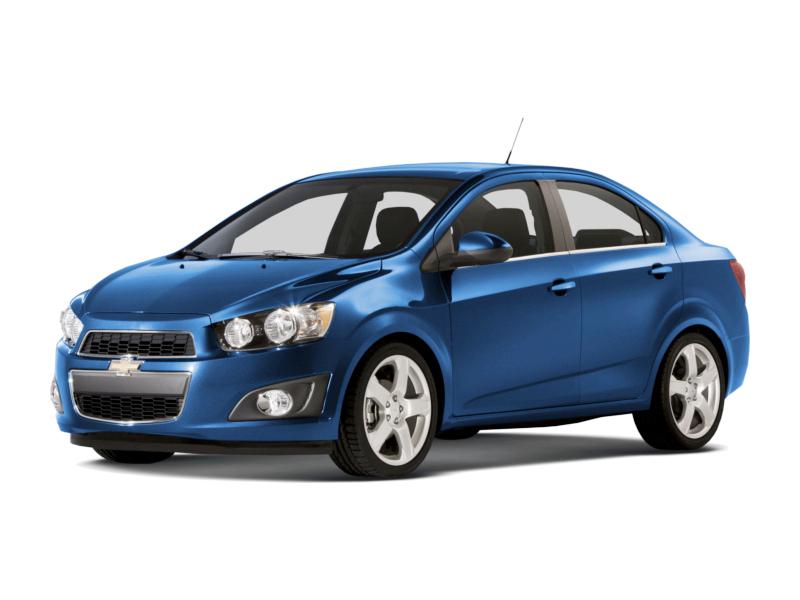 Подержанный Chevrolet Aveo, хорошее состояние, синий , 2013 года выпуска, цена 470 000 руб. в республике Татарстане