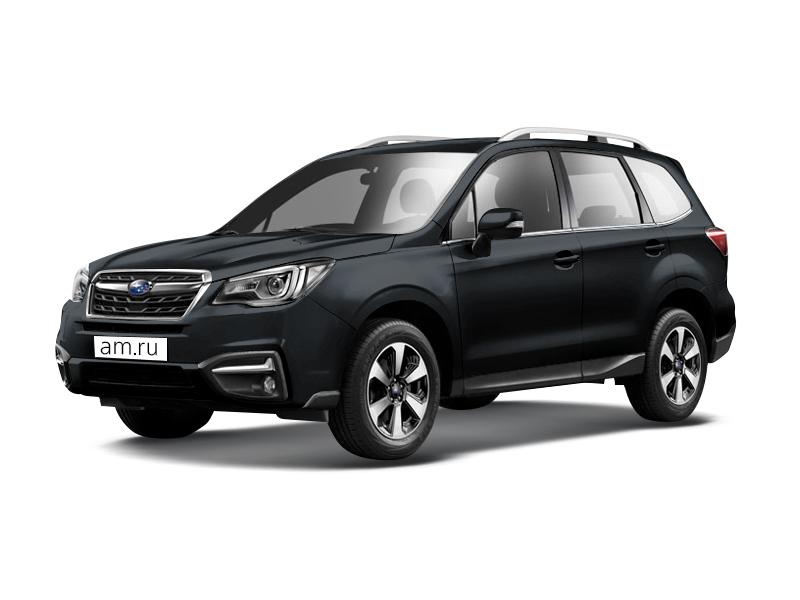 Новый авто Subaru Forester, серый металлик, 2016 года выпуска, цена 2 179 900 руб. в автосалоне  ()