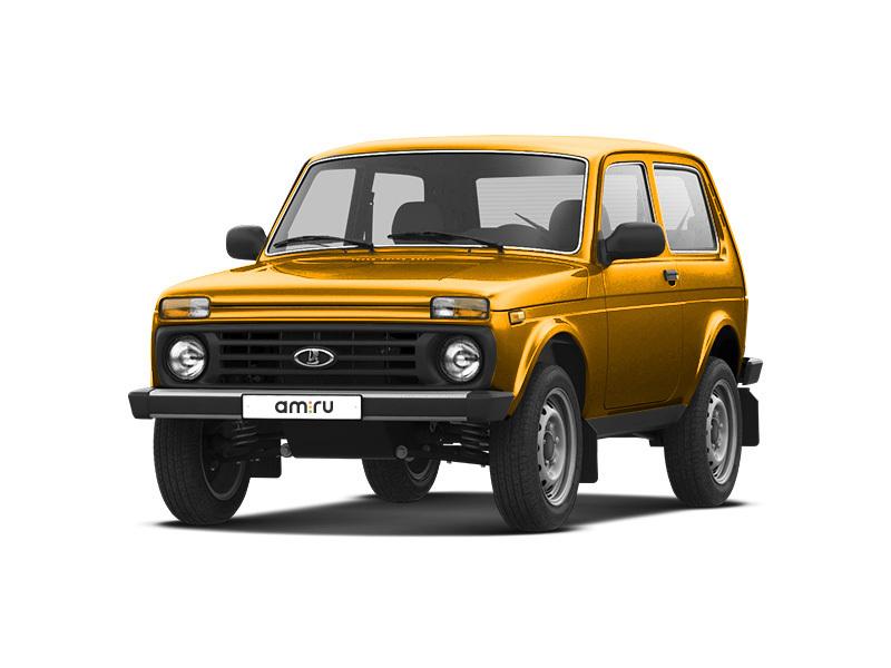 Новый авто ВАЗ (Lada) 4x4, золотой , 2016 года выпуска, цена 445 200 руб. в автосалоне  ()