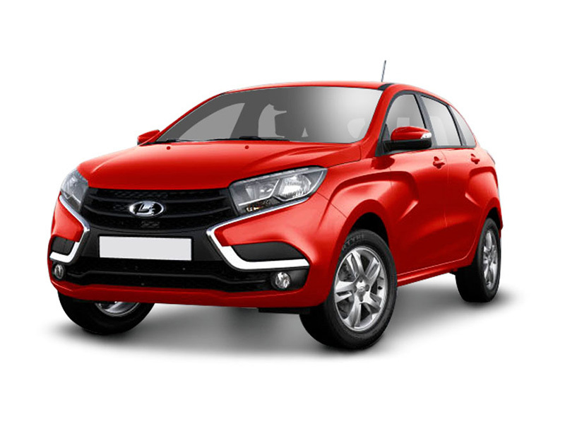 Новый авто ВАЗ (Lada) XRAY, красный металлик, 2016 года выпуска, цена 589 000 руб. в автосалоне  ()