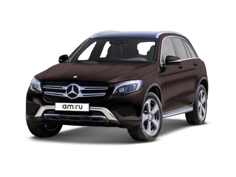 Новый авто Mercedes-Benz GLC-Класс, коричневый металлик, 2016 года выпуска, цена 2 998 000 руб. в автосалоне  ()