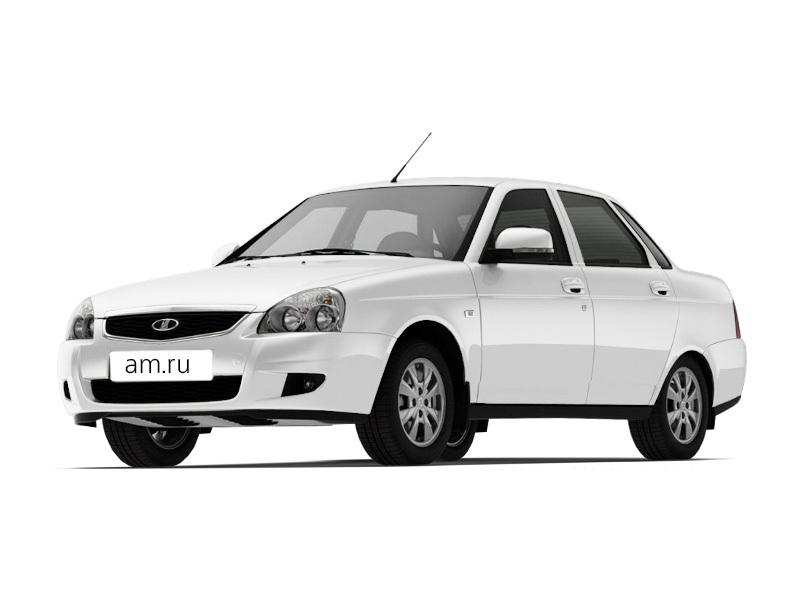 Новый авто ВАЗ (Lada) Priora, белый , 2016 года выпуска, цена 474 000 руб. в автосалоне  ()