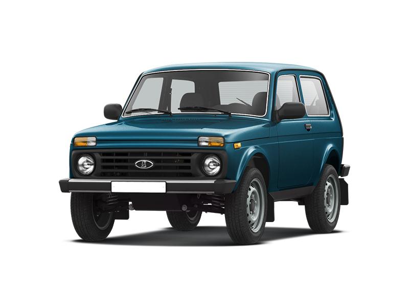 Новый авто ВАЗ (Lada) 4x4, бирюзовый , 2016 года выпуска, цена 465 700 руб. в автосалоне  ()