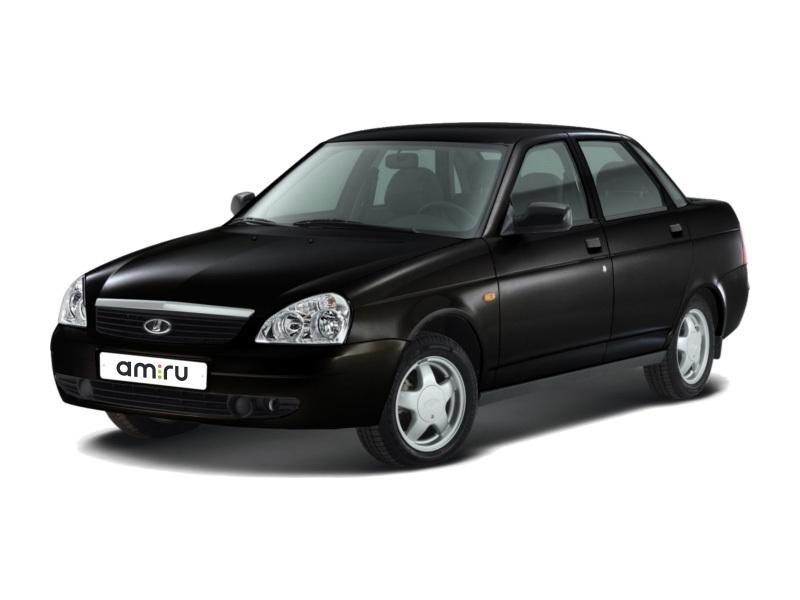 Подержанный ВАЗ (Lada) Priora, отличное состояние, черный , 2010 года выпуска, цена 215 000 руб. в ао. Ханты-Мансийском Автономном округе - Югре