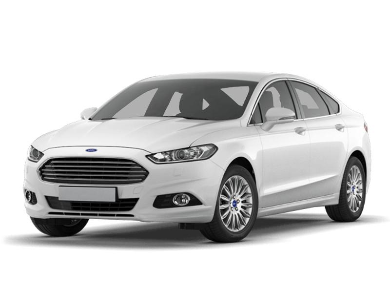 Новый авто Ford Mondeo, белый , 2016 года выпуска, цена 1 816 000 руб. в автосалоне Темп-Авто Форд Сочи (Сочи, ш. Батумское, д. 94/20)