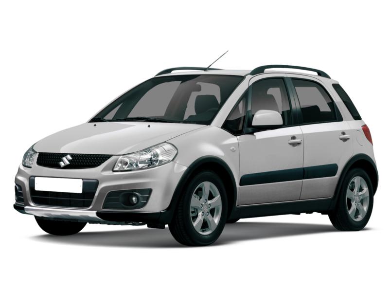 Подержанный Suzuki SX4, отличное состояние, серебряный , 2013 года выпуска, цена 550 000 руб. в республике Татарстане