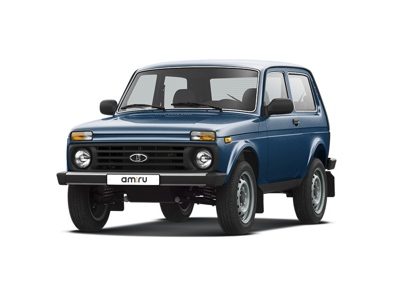 Новый авто ВАЗ (Lada) 4x4, синий , 2016 года выпуска, цена 493 200 руб. в автосалоне  ()