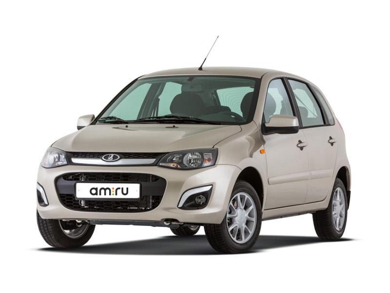 Новый авто ВАЗ (Lada) Kalina, серебряный металлик, 2016 года выпуска, цена 375 500 руб. в автосалоне  ()