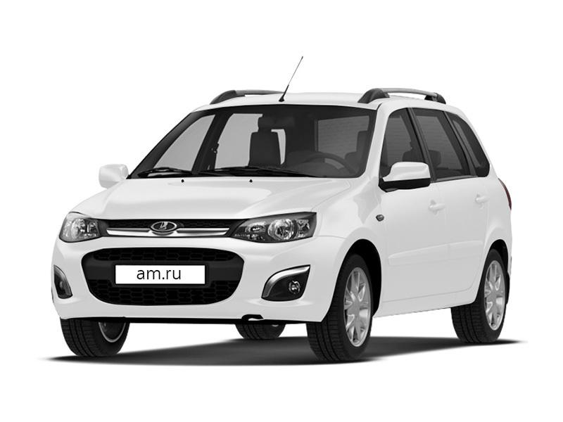 Новый авто ВАЗ (Lada) Kalina, белый , 2016 года выпуска, цена 447 500 руб. в автосалоне  ()
