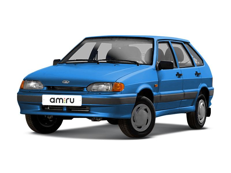 Подержанный ВАЗ (Lada) 2114, среднее состояние, голубой перламутр, 2004 года выпуска, цена 100 000 руб. в республике Татарстане