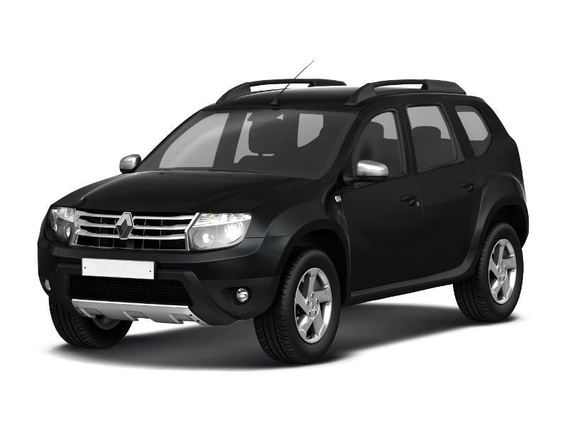 Подержанный Renault Duster, отличное состояние, черный , 2013 года выпуска, цена 650 000 руб. в республике Татарстане