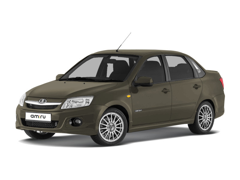 Новый авто ВАЗ (Lada) Granta, коричневый , 2017 года выпуска, цена 592 000 руб. в автосалоне Экспресс-Авто Кропоткин (Кропоткин, ул. Двойная, д. 140/4)