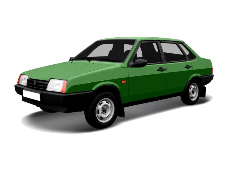 Подержанный ВАЗ (Lada) 2109, плохое состояние, зеленый металлик, 2002 года выпуска, цена 40 000 руб. в республике Татарстане