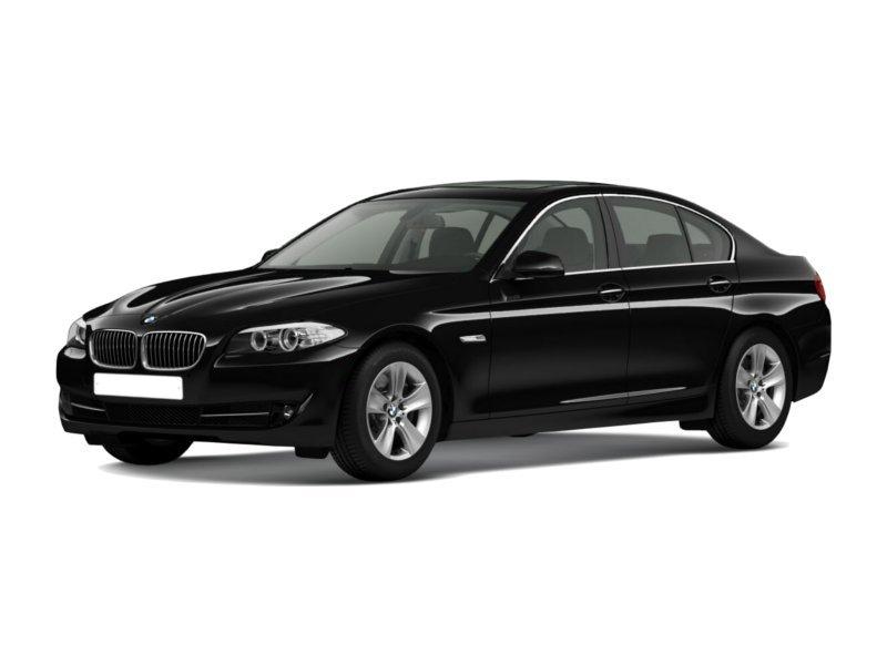 Подержанный BMW 5 серия, отличное состояние, черный металлик, 2013 года выпуска, цена 1 750 000 руб. в ао. Ханты-Мансийском Автономном округе - Югре