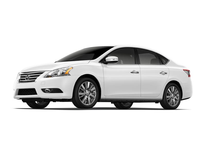 Новый авто Nissan Sentra, белый акрил, 2016 года выпуска, цена 1 101 000 руб. в автосалоне Ниссан Сочи (Сочи, ул. Транспортная, д. 42)