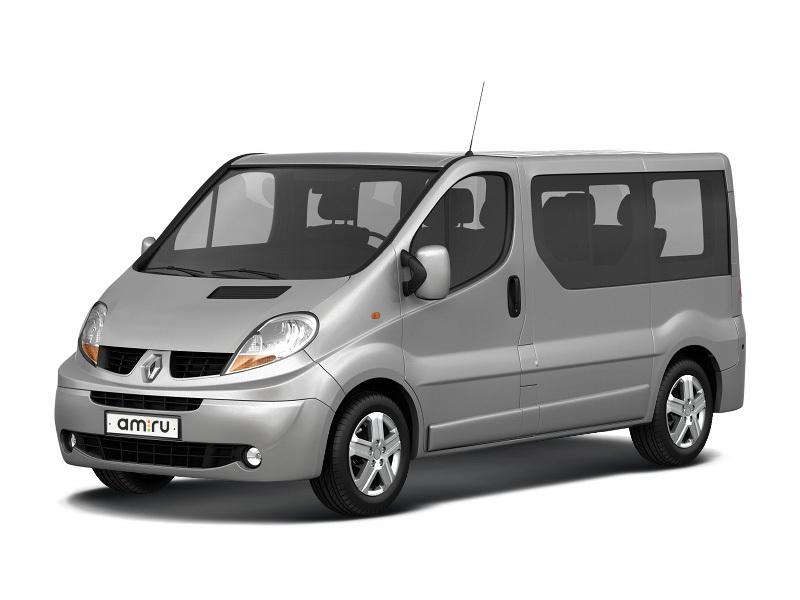 Подержанный Renault Trafic, отличное состояние, серебряный металлик, 2010 года выпуска, цена 780 000 руб. в ао. Ханты-Мансийском Автономном округе - Югре
