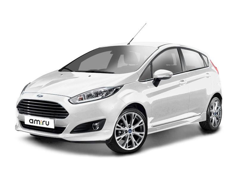 Новый авто Ford Fiesta, белый , 2016 года выпуска, цена 679 000 руб. в автосалоне  ()