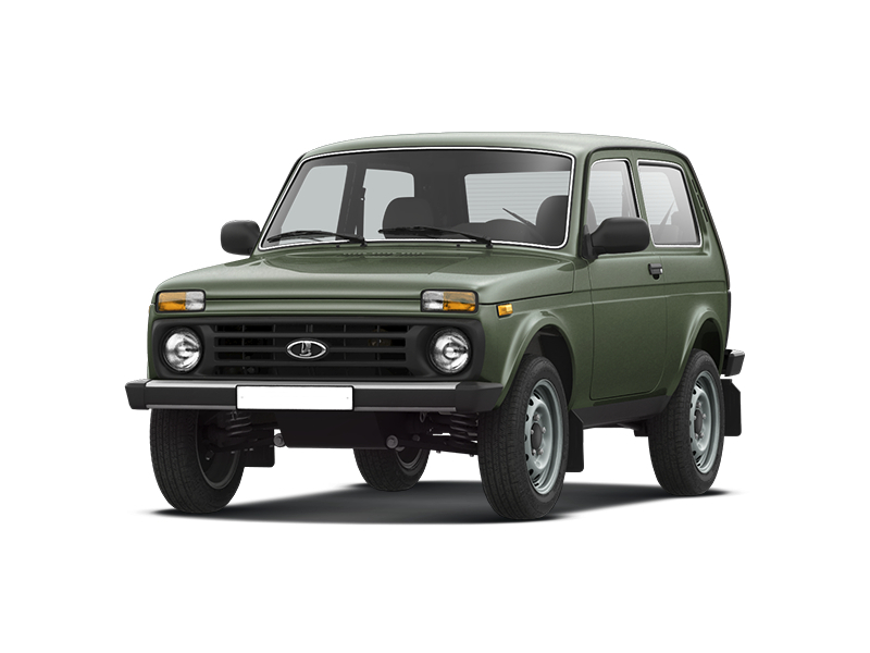Новый авто ВАЗ (Lada) 4x4, зеленый , 2016 года выпуска, цена 465 700 руб. в автосалоне  ()