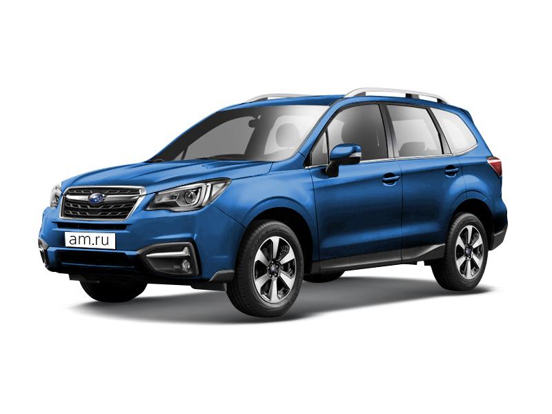 Новый авто Subaru Forester, синий металлик, 2016 года выпуска, цена 2 179 900 руб. в автосалоне ТеррА Subaru (Иркутск, ул. Ширямова, д. 2/1)