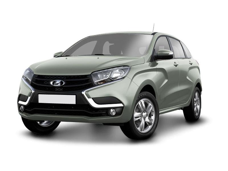 Новый авто ВАЗ (Lada) XRAY, серебряный , 2016 года выпуска, цена 680 000 руб. в автосалоне  ()