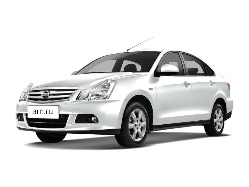 Новый авто Nissan Almera, белый металлик, 2016 года выпуска, цена 667 000 руб. в автосалоне  ()