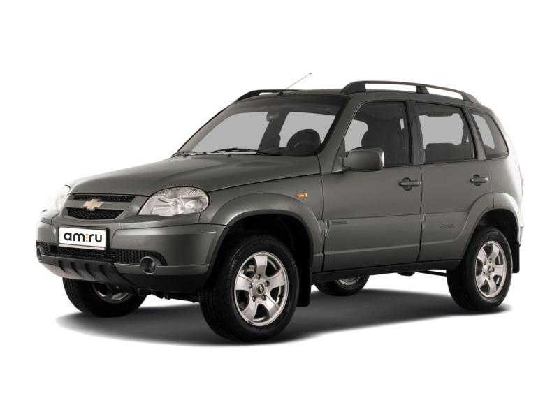 Новый авто Chevrolet Niva, серый металлик, 2016 года выпуска, цена 579 000 руб. в автосалоне  ()