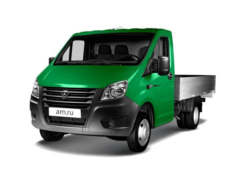 Подержанный ГАЗ Next, хорошее состояние, зеленый , 2013 года выпуска, цена 530 000 руб. в ао. Ханты-Мансийском Автономном округе - Югре