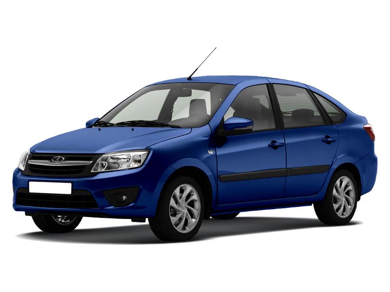 Новый авто ВАЗ (Lada) Granta, синий , 2016 года выпуска, цена 452 700 руб. в автосалоне  ()